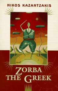 Zorba the Greek book cover
