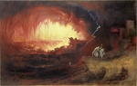 Sodom and Gomorrah by John Martin