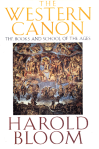 "Cover for Harold Bloom's ""The Western Canon"""