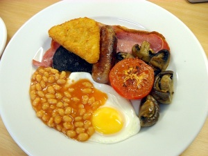 Full enlgish breakfast