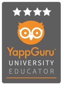 Yapp Guru University educator